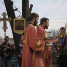 Крестный ход в день памяти святого Георгия Победоносца (9/11)