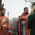 Крестный ход в день памяти святого Георгия Победоносца (11/11)