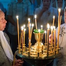 Престольный праздник на на 700-летие прп.Сергия Радонежского