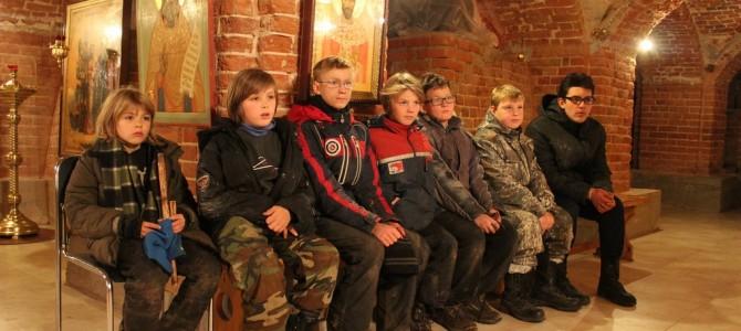 Паломничество в Николо-Берлюковский монастырь 9-10 октября