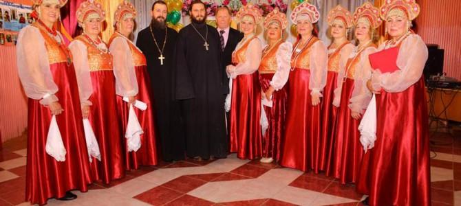 20-летие возрождения Сергиевского храма